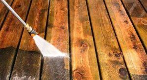 användningsområden för rengöring med högtryckstvätt